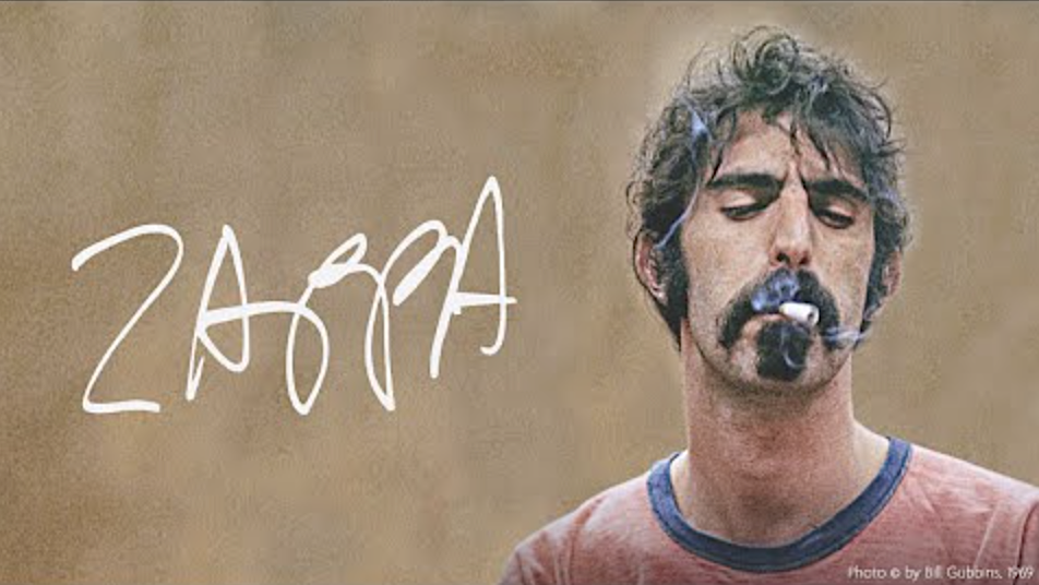 The Official Trailer for the New Frank Zappa Documentary Is Now Online