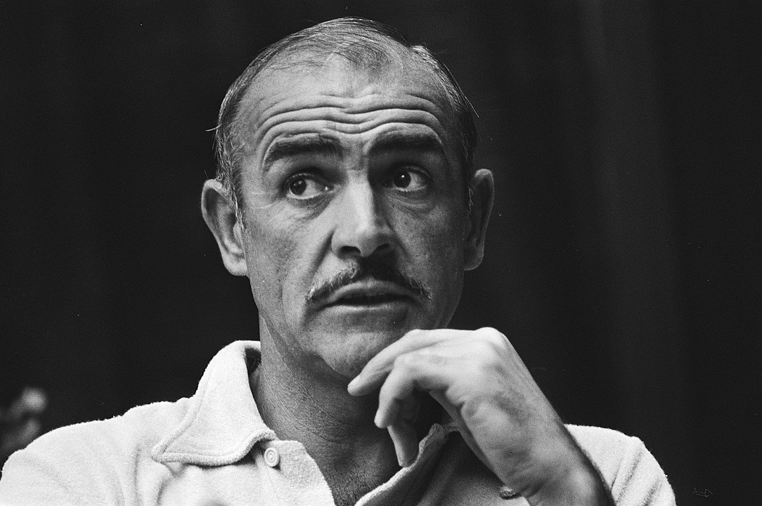 """Sean Connery (RIP) Reads C.P. Cavafy's Epic Poem """"Ithaca,"""" Set to the Music of Vangelis"""