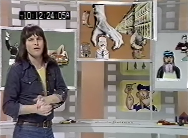 Terry Gilliam Reveals the Secrets of Monty Python Animations: A 1974 How-To Guide