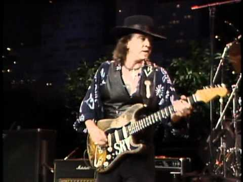 Stevie Ray Vaughan Gives a Blistering Demonstration of His Guitar Technique