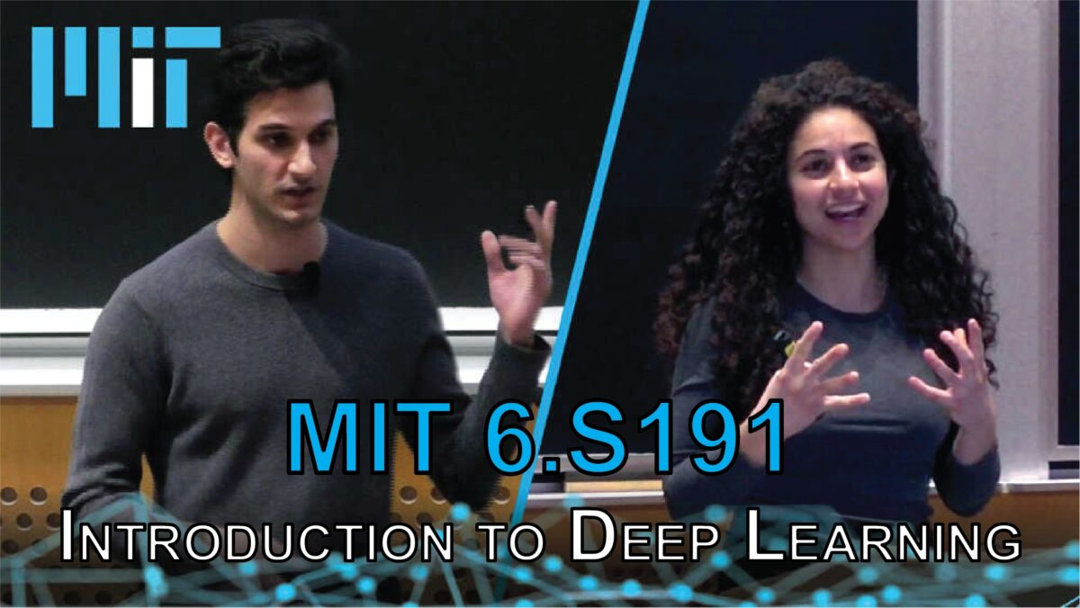 MIT's Introduction to Deep Learning: A Free Online Course