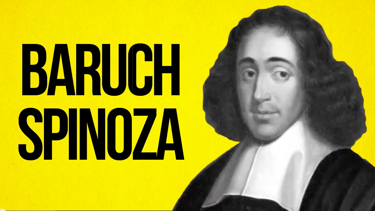 """An Animated Introduction to Baruch Spinoza: The """"Philosopher's Philosopher"""""""