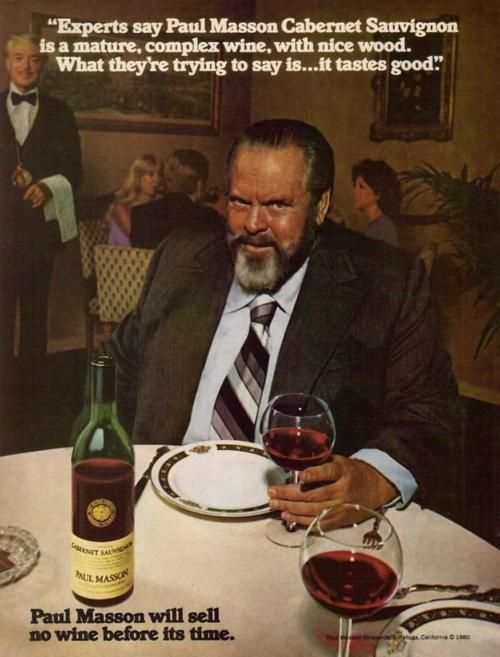 Watch Orson Welles' Intoxicating Wine Commercials That Became an 80s Cultural Phenomenon