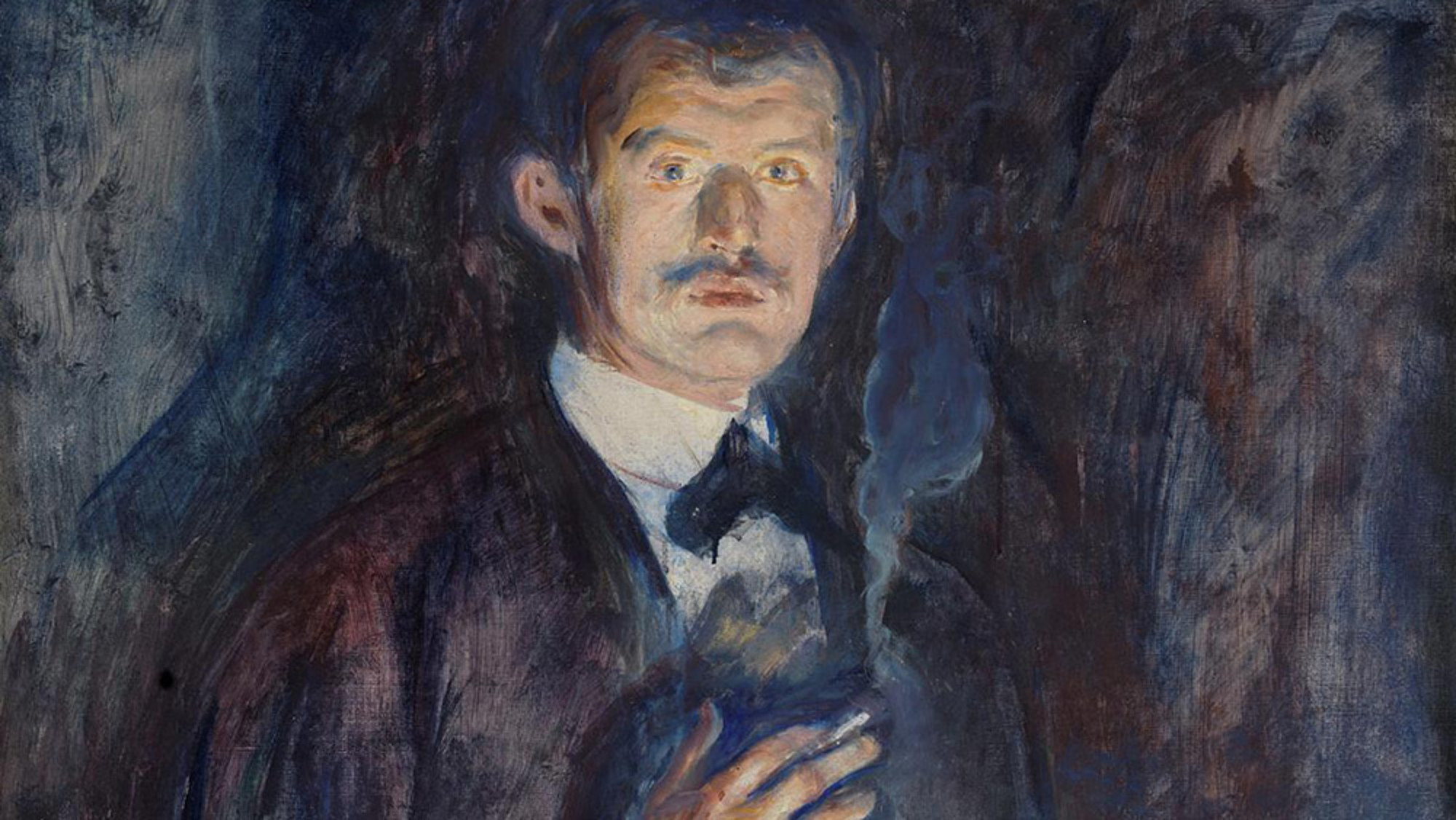 How Edward Munch Signaled His Bohemian Rebellion with Cigarettes (1895): A Video Essay