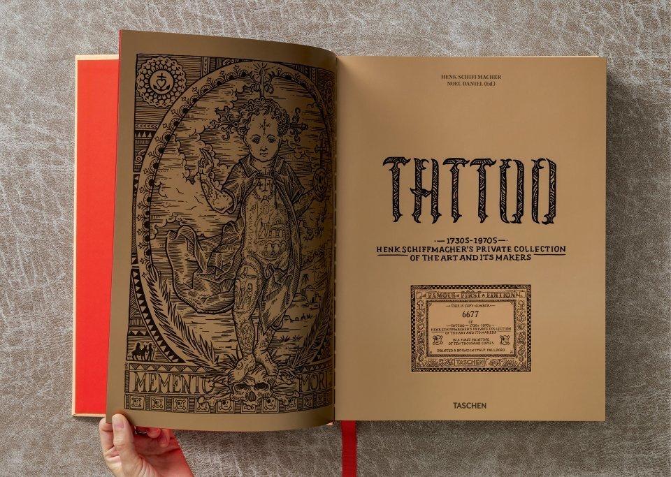 A História da Tatuagem (1730-1970) Documentada por Henk Schiffmacher Artes & contextos tattoo2