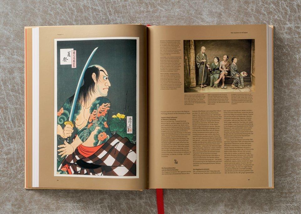 A História da Tatuagem (1730-1970) Documentada por Henk Schiffmacher Artes & contextos tattoo3