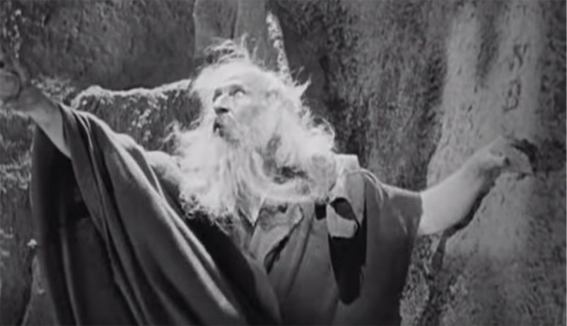 Watch the Classic Silent Film The Ten Commandments (1923) with a New Score by Steve Berlin (Los Lobos), Steven Drozd (Flaming Lips) & Scott Amendola