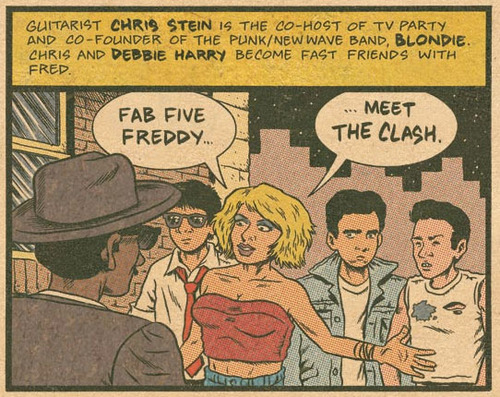 """How the Clash Embraced New York's Hip Hop Scene with Their Single """"The Magnificent Seven"""" & """"The Magnificent Dance"""""""