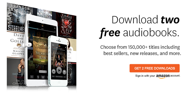 Download Popular High School Books From Audible com | Open Culture
