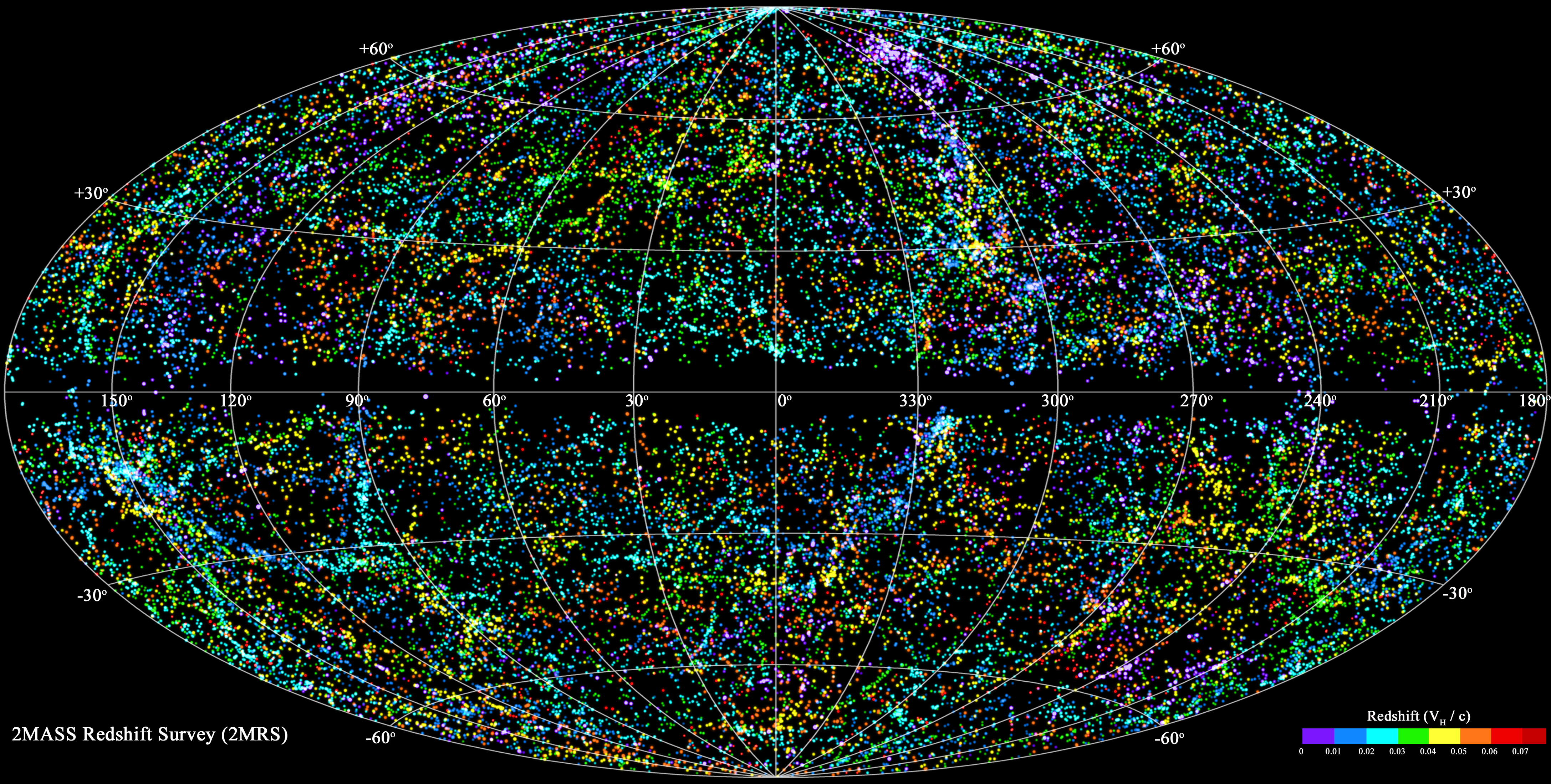map of known galaxies - photo #23