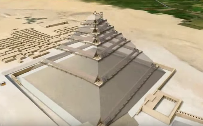 an analysis of clifford wilsons theory on building the great pyramid This is just one example how mind control can be used against us they can start riots, wars and hate between us even if we don't want it this is the horrific result of years they have developed these silent weapons against us.