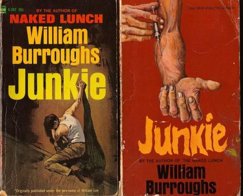 burroughsjunkypaperbacks