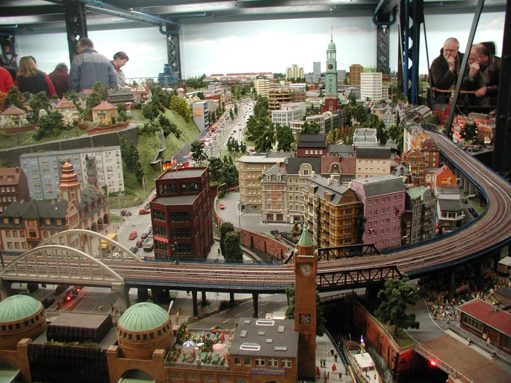 miniatur wunderland the world 39 s largest model railroad open culture. Black Bedroom Furniture Sets. Home Design Ideas