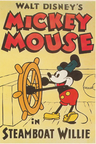 The Disney Cartoon That Introduced Mickey Mouse ...
