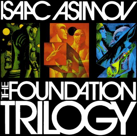 Isaac Asimov Foundation Series Ebook
