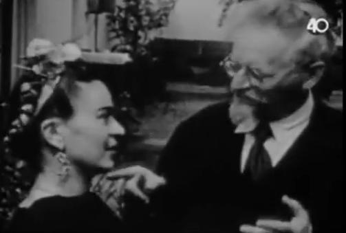 Resultado de imagen de trotsky y frida kahlo