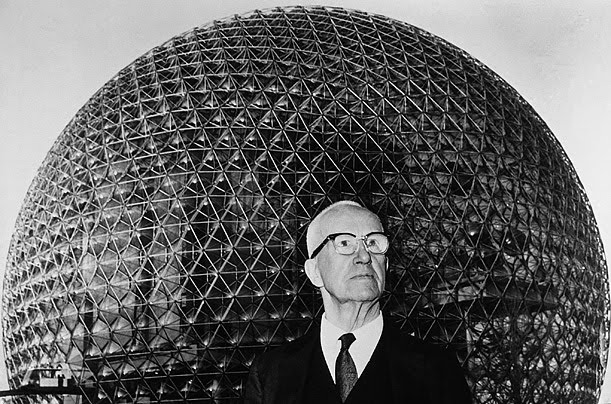 """Buckminster Fuller's Dymaxion Sleep Plan: He Slept Two Hours a Day for Two Years & Felt """"Vigorous"""" and """"Alert"""""""
