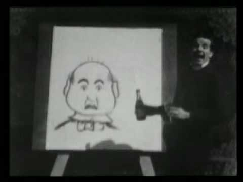 the early days of animation preserved in uclas video