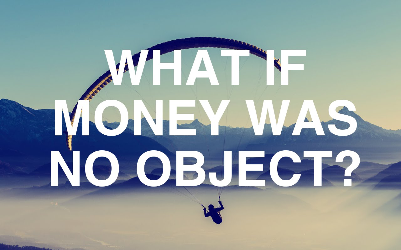 What If Money Was No Object?: Thoughts on the Art of Living from Eastern Philosopher Alan Watts