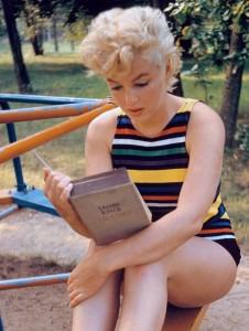 marilyn reads joyce