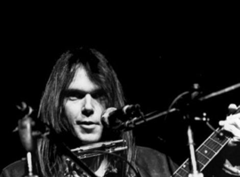 The Needle And The Damage Done Neil Young Plays On The Johnny Cash