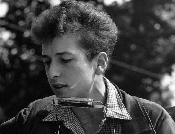 The Top 10 New Year's Resolutions Read by Bob Dylan