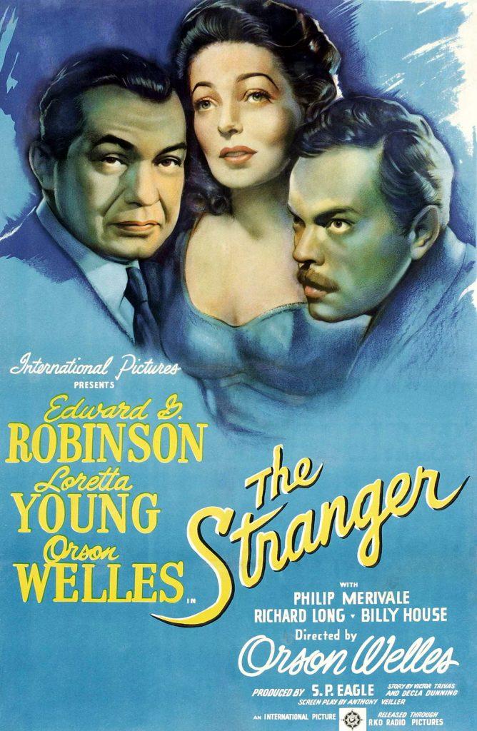 Poster - Stranger