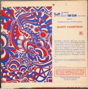 Beatles Christmas 1968