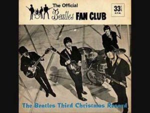 beatles xmas 1965