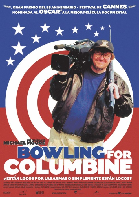 An analysis of documentary bowling for columbine by michael moore