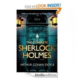 The Complete Sherlock Holmes Now Free on the Kindle | Open Culture