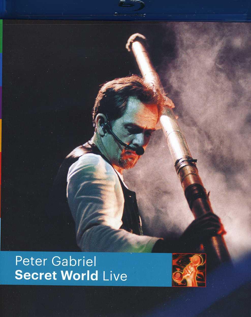 Peter Gabriel Secret World Tour