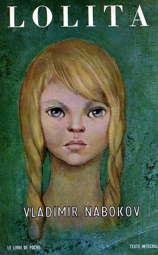 nabokov's favorite lolita cover
