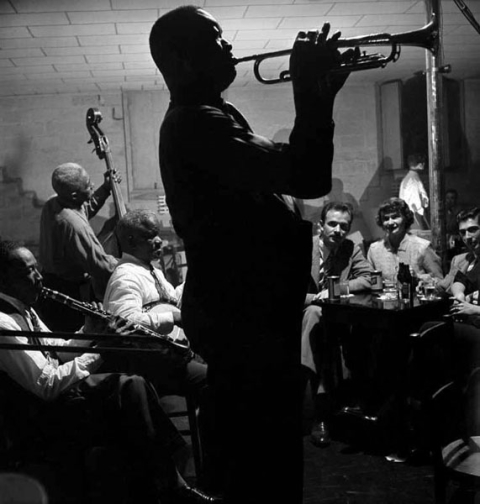 Jazz nights Kubrick