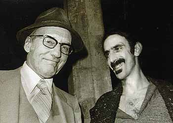 Frank Zappa Reads NSFW Passage From William Burroughs