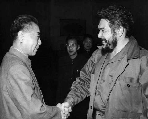 che and Zhou Enlai