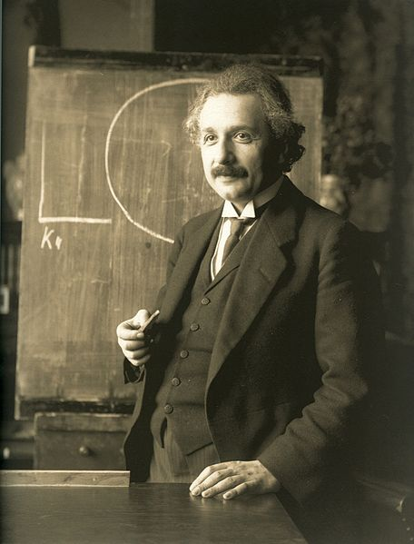 Albert Einstein on Individual Liberty, Without Which There Would Be 'No Shakespeare, No Goethe, No Newton'