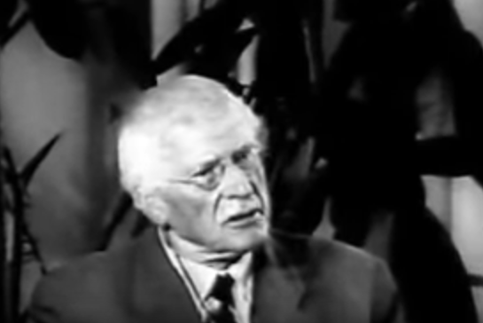 Carl Jung Explains His Groundbreaking Theories About Psychology in a Rare Interview (1957)