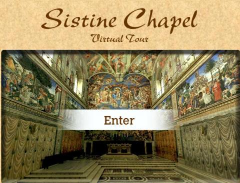 sistine chapel