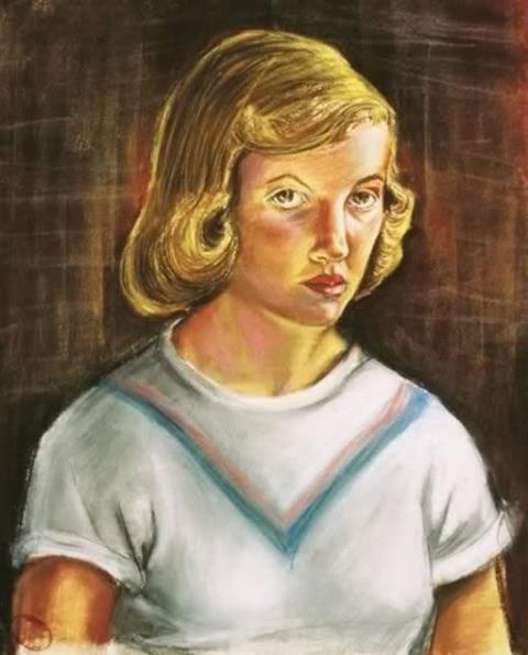 sylvia-plathself-portrait