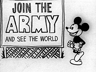 Mickey Mouse In Vietnam: The Underground Anti-War Animation