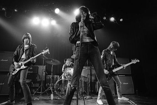 The Ramones In Their Heyday Filmed Quot Live At Cbgb Quot 1977