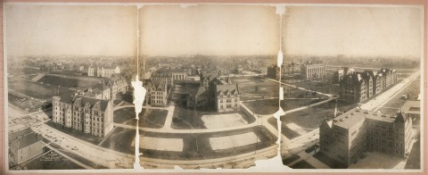 Amazing Aerial Photographs of Great American Cities Circa 1906