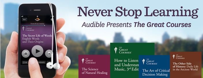 great-courses-on-audible