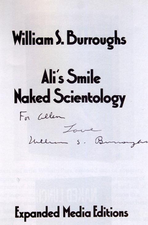 BurroughsScientology