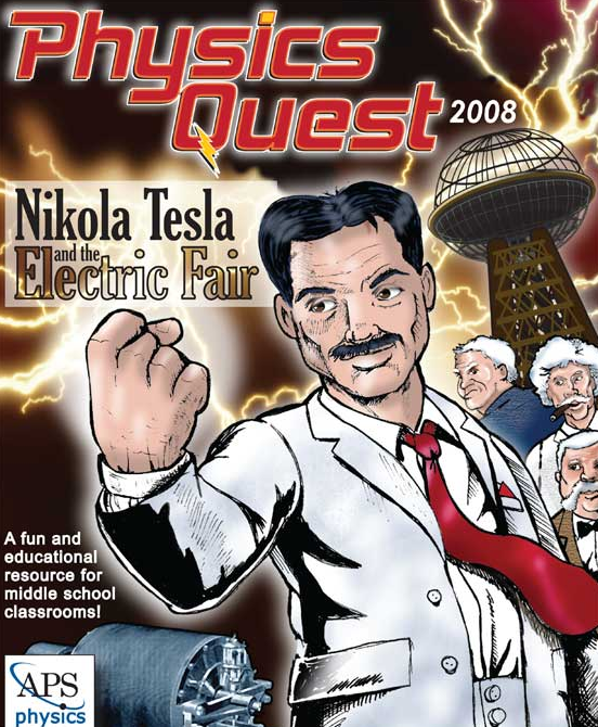 Free Comic Books Turns Kids Onto Physics: Start With the