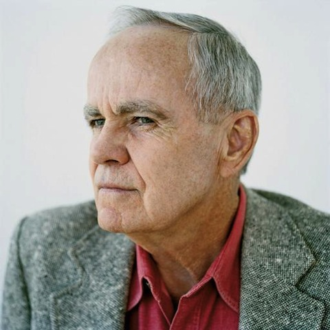 cormac mccarthy writing style Death and rebirth: god, can you hear me in the novel the road, cormac mccarthy depicts a noir journey of a father and his son and their survival in a society descended into barbaric chaos.