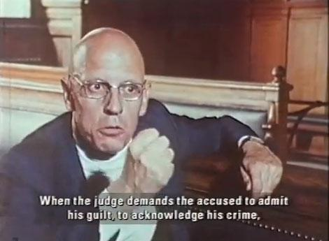 Michel Foucault Beyond Good And Evil 1993 Documentary