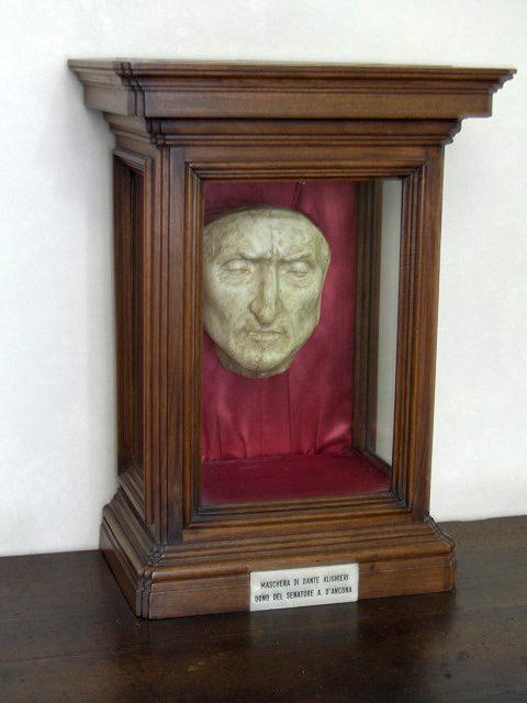Dante.deathmask