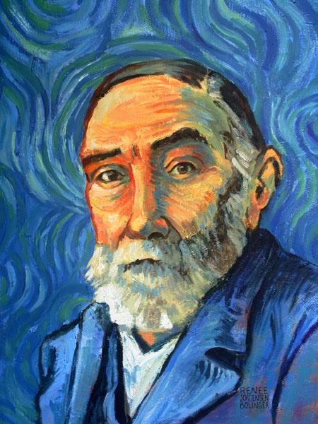 Gottlob Frege & Van Gogh